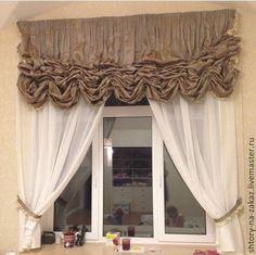 Farmhouse Kitchen Curtains, Drapes Curtains, Window Treatments, Windows, Home Decor, Kitchens, Houses, Border Tiles, Sheer Curtains