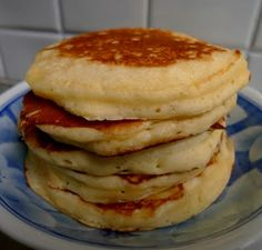 Ultimate Fluffy Pancakes