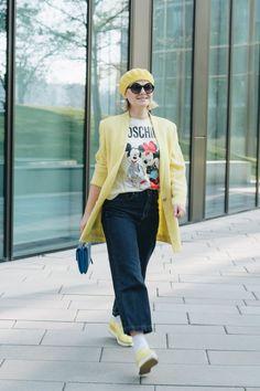Die 13 Besten Bilder Auf Gelber Blazer Yellow Blazer Casual