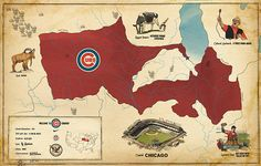Welcome to Cubs Country. #nike #chicago #cubs