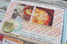recipe book of family recipes