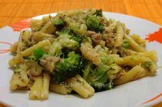 Casarecce con Broccoli e Tonno - Studenti ai Fornelli