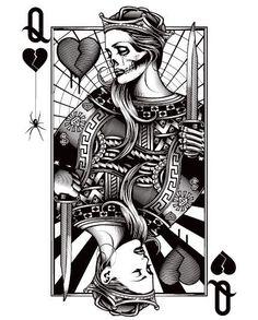 """Képtalálat a következőre: """"gemini tattoo queen"""""""