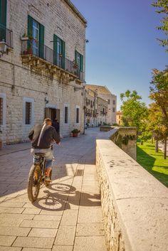 Bari - old town, detail - Italy