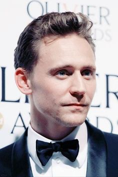 Tom at the Olivier Award 2014. (Hey, you so cute!) ;)
