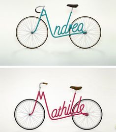 This cannot be real... I'm dreaming  http://www.behance.net/gallery/Write-a-Bike/716663