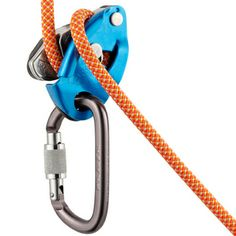 New standard for belaying! Grigri 2 #Petzl at RockCreek.com