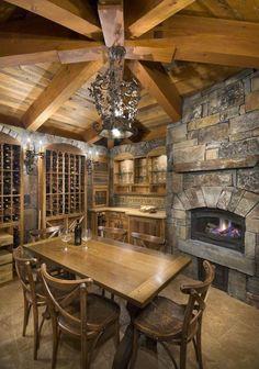 Ward-Young Rustic Wine Cellar
