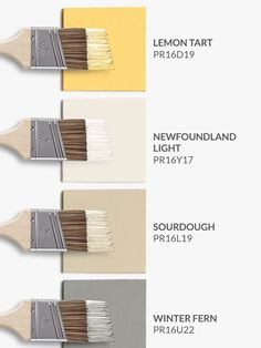 Mix this vibrant hue with warm-toned, calming neutrals like Premier's Newfoundland Light, Sourdough and Winter Fern to create balance in any room. Paint Color Palettes, Colour Pallette, Colour Schemes, Neutral Palette, Paint Colors For Home, House Colors, Bedroom Wall Colors, Bedroom Ideas, Aesthetic Room Decor
