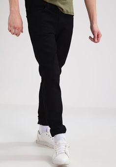 Kleding Levi's® Line 8 LINE 8 511™ SLIM FIT - Slim fit jeans - classic black Zwart denim/blackdenim: € 69,95 Bij Zalando (op 18/11/17). Gratis verzending & retournering, geen minimum bestelwaarde en 100 dagen retourrecht!