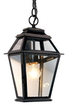 Bathroom Lighting Brands french quarter lantern on hanging chain large photograph | for the