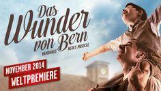 Neues Musical in Hamburg: Das Wunder von Bern - Sehen Sie dazu einen Report bei HOTELIER TV: http://www.hoteliertv.net/reise-touristik/neues-musical-in-hamburg-das-wunder-von-bern/
