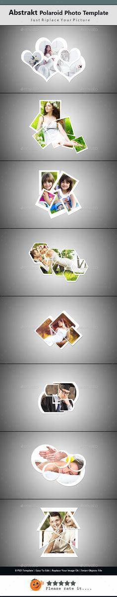 Polaroid Full Adjustable Action Polaroid, Action and Full,double, - polaroid template