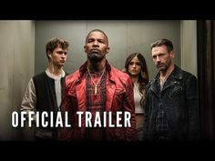 BABY DRIVER - Official Trailer (HD) - YouTube