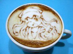 The Art of Coffee foam 2