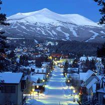 Breckenridge Colorado SKI resort!- was there 2 years ago, so pretty!!!
