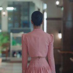 Kdrama, Seo, Cold Shoulder Dress, High Neck Dress, Asian, Actresses, Korean Dramas, Beauty, Goals