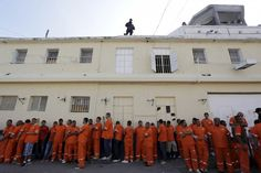 On February the Topo Chico prison in Monterrey, Mexico, was attacked from within, leaving 49 inmates dead.