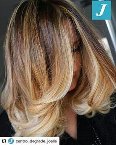 Degradé Joelle #cdj #degradejoelle #tagliopuntearia #degradé #igers #musthave #hair #hairstyle #haircolour #longhair #ootd #hairfashion #madeinitaly #matera #matera2019 #sassimatera