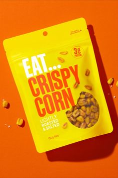 EAT... Small In Size But Big In Crunch!