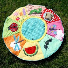 Tactile playmat - great idea!