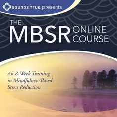 The MBSR Online Course  -- in person course used in Harvard mindfulness study