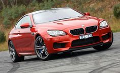 2014 BMW M6 red   BMW M6 COUPE 2014 Red