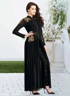 FASHION: Pakistani & Indian Party Dresses
