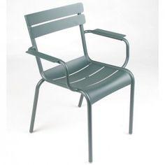 Les chaises Fermob du Jardin du Luxembourg