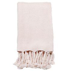 Blush Pink Throw Blanket Lili Alessandra Coco Blush Throw Blanket Lalt362Bl #laylagrayce