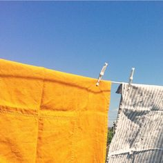 A pretty nice day huh! And a hell of a backdrop for these spicy fine linens!