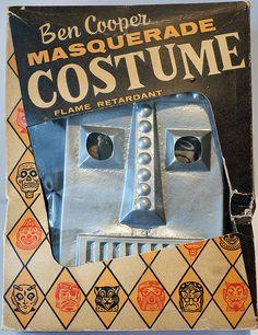 Ben Cooper Robot Costume