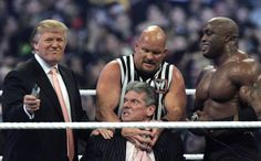 'The parallels are uncanny,' Donald Trump's insult act comes from pro wrestling hype - Charleston Post Courier
