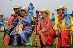Mongolian people | ... Mongolian language, is a folk festival of the Mongolian ethnic group