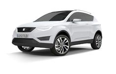 Protótipo SEAT IBX Crossover