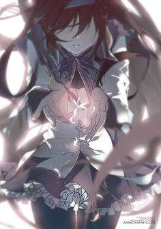 """Repeat. I'll repeat it for however many times I have to. Until I find the only way out."" Homura Akemi"