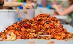 Groupon - Two Tickets to Texas Crawfish and Music Festival (Up to 50% Off)    in Spring. Groupon deal price: $10