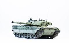 Italian C1 Ariete MBT — Каропка.ру — стендовые модели, военная миниатюра