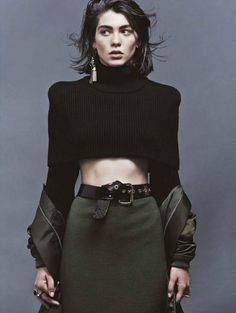 Steffy Argelich For Jalouse Magazine October 2014 (5)