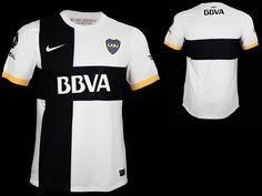 Boca Juniors Nike Away Shirt 2013 - Football Shirts News