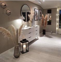 Home Room Design, Home Interior Design, Living Room Designs, Interior Decorating, House Design, Interior Concept, Design Design, Home Living Room, Apartment Living