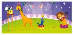 Peekaboo Pals: Opposites - Gareth Lucas #animals #opposites #peekaboo #childrensbook #kidlitart #illustration #garethlucas