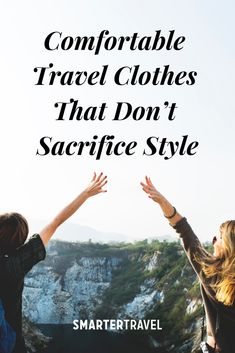 414bcff676 Ridiculously Comfortable Travel Clothes That Don t Sacrifice Style