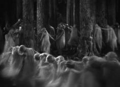 20 Shots from A Midsummer Night's Dream (William Dieterle & Max Reinhardt, Antique Photos, Vintage Photographs, Vintage Photos, Night Aesthetic, Midsummer Nights Dream, Music Film, Weird World, Film Stills, Hanging Art
