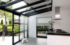 Thuiskantoor Uitbouw Tuin : 204 beste afbeeldingen van uitbouw huis in 2018 balcony windows