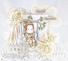 ♥ DeeDee's Card Art ♥ Custom Made Birthday Card