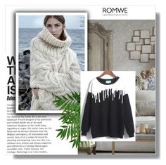 """romwe contest"" by mirha-1 ❤ liked on Polyvore featuring women's clothing, women's fashion, women, female, woman, misses and juniors"