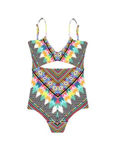 Pin for Later: The 30 Spring Must Haves We're Buying This Month Mara Hoffman Bathing Suit
