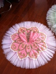 Pink tutu :)