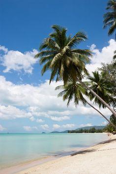 Quieter beaches -Lipa Noi beach, Koh Samui